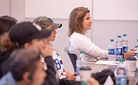 Kansas City, KS - Friday, September 07, 2018: NDP, member meeting, during U.S. Soccer Member Meeting at the National Development Center in Kansas City, Kansas.