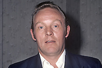 Tommy Herron, vice-chairman, Ulster Defence Association, a loyalist paramilitary group in N Ireland. 197211070703a..Copyright Image from Victor Patterson, 54 Dorchester Park, Belfast, UK, BT9 6RJ..Tel: +44 28 9066 1296.Mob: +44 7802 353836.Voicemail +44 20 8816 7153.Skype: victorpattersonbelfast.Email: victorpatterson@me.com.Email: victorpatterson@ireland.com (back-up)..IMPORTANT: If you wish to use this image or any other of my images please go to www.victorpatterson.com and click on the Terms & Conditions. Then contact me by email or phone with the reference number(s) of the image(s) concerned.