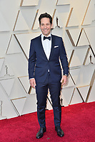 LOS ANGELES, CA. February 24, 2019: Paul Rudd at the 91st Academy Awards at the Dolby Theatre.<br /> Picture: Paul Smith/Featureflash