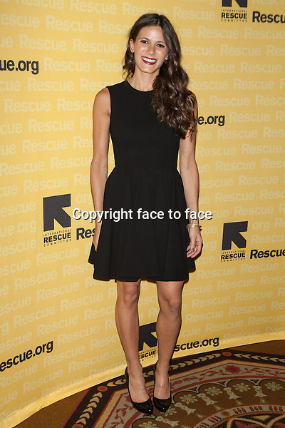 NEW YORK, NY - NOVEMBER 6, 2013: Eden Grinshpan attends the 2013 International Rescue Committee Freedom Award Benefit at The Waldorf Astoria on November 6, 2013 in New York City. <br /> Credit: MediaPunch/face to face<br /> - Germany, Austria, Switzerland, Eastern Europe, Australia, UK, USA, Taiwan, Singapore, China, Malaysia, Thailand, Sweden, Estonia, Latvia and Lithuania rights only -