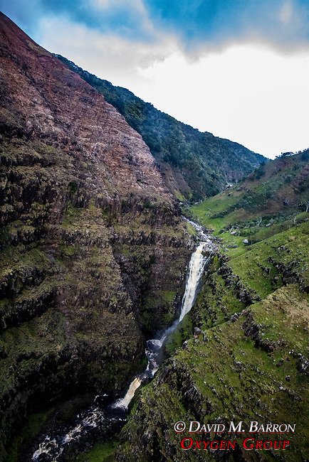 Waterfalls, Wiamea Canyon, Jack Harter Doors Off Helicopter Tour