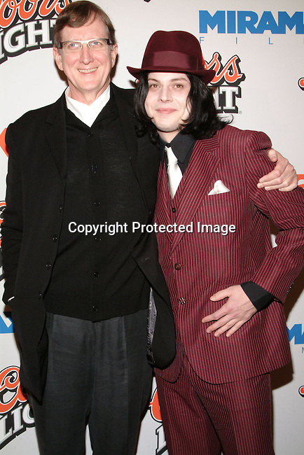 Music Producer T-Bone Burnett &amp; Jack White<br />