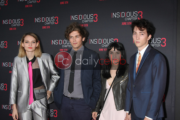 Chery Glazer at the &quot;Insidious Chapter 3&quot; Premiere, TCL Chinese Theater, Hollywood, CA 06-04-15<br /> David Edwards/DailyCeleb.com 818-249-4998
