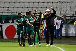 La Equidad venció como visitante 2-0 a Once Caldas. Fecha 16 Liga Águila II-2016.