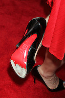 Meryl Streep (detail of shoes) Director David Frankelattends the world premiere of &quot;Hope Springs&quot; at SVA Theater in New York, 06.08.2012...Credit: Rolf Mueller/face to faceattends the world premiere of &quot;Hope Springs&quot; at SVA Theater in New York, 06.08.2012...Credit: Rolf Mueller/face to face face to face / mediapunchinc /NortePhoto.com<br />