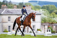 NZL-Tayla Mason rides Centennial during the Dressage for the Gain Equine Nutrition CCI3*-L. 2019 IRL-Sema Lease Camphire International Horse Trials. Cappoquin. Co. Waterford. Ireland. Friday 26 July. Copyright Photo: Libby Law Photography
