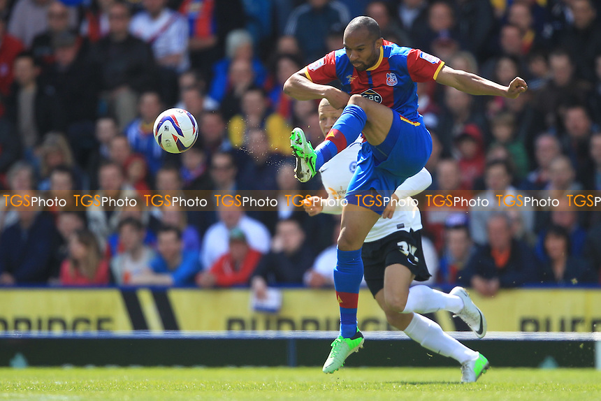 Danny Gabbidon of Crystal Palace - Crystal Palace vs Peterborough United - NPower Championship Football at Selhurst Park - 04/05/13 - MANDATORY CREDIT: Simon Roe/TGSPHOTO - Self billing applies where appropriate - 0845 094 6026 - contact@tgsphoto.co.uk - NO UNPAID USE