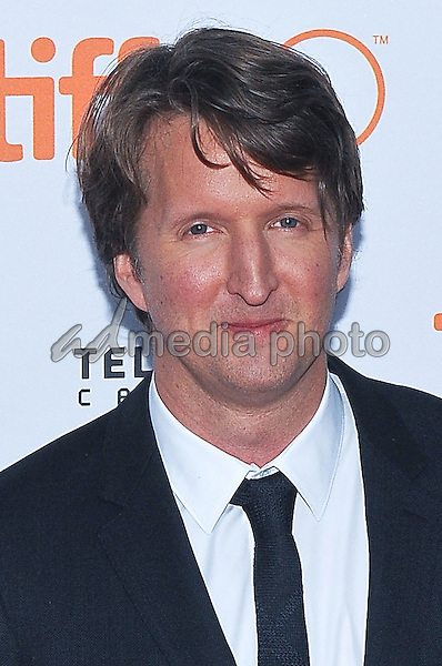 "12 September 2015 - Toronto, Ontario, Canada - Tom Hooper. ""The Danish Girl"" Premiere during the 2015 Toronto International Film Festival held at  Princess of Wales Theatre. Photo Credit: Brent Perniac/AdMedia"