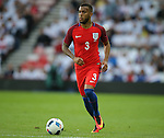 Ryan Bertrand of England during the International Friendly match at the Stadium of Light, Sunderland. Photo credit should read: Simon Bellis/Sportimage