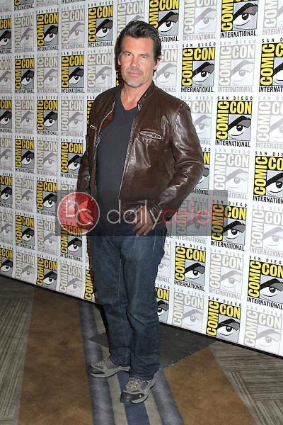 "Josh Brolin<br /> at the ""Sin City: A Dame To Kill For"" Comic Con Red Carpet, Hilton San Diego Bayfront, San Diego, CA 07-26-14<br /> David Edwards/Dailyceleb.com 818-249-4998"