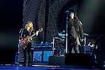 Nancy Wilson and Ann Wilson of Heart perform at Freedom Hall at the Kentucky State Fair on Friday August 19, 2011.