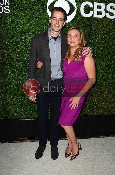 Sean Murray, Carrie James<br /> at the 4th Annual CBS Television Studios Summer Soiree, Palihouse, West Hollywood, CA 06-02-16<br /> David Edwards/Dailyceleb.com 818-249-4998