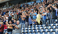 Blackburn Rovers fans applaud their team at the final whistle <br /> <br /> Photographer Kevin Barnes/CameraSport<br /> <br /> The EFL Sky Bet Championship - Blackburn Rovers v Millwall - Saturday September 14th 2019 - Ewood Park - Blackburn<br /> <br /> World Copyright © 2019 CameraSport. All rights reserved. 43 Linden Ave. Countesthorpe. Leicester. England. LE8 5PG - Tel: +44 (0) 116 277 4147 - admin@camerasport.com - www.camerasport.com