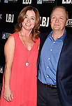 LOS ANGELES, CA - OCTOBER 24: Actress Kathy McKeon (L) and actor Doug McKeon arrive at the premiere of Electric Entertainment's 'LBJ' at the Arclight Theatre on October 24, 2017 in Los Angeles, California.