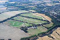 Deutschland.Schleswig- Holstein.Glinde.Golfplatz.Golfgut Glibde.Sport.Golf