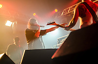 SAO PAULO, SP, 14.12.2013 - MATANZA - MATANZA FEST - A banda Matanza se apresenta no Festival Matanza Fest, na noite desta sexta feira, 13, zona sul da capital. (Foto: Alexandre Moreira / Brazil Photo Press)