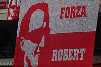 Flag tribute to Robert Kubica<br /> Montmelo Barcelona 19-02-2019 Circuit de Catalunya <br /> Formula 1 Test 2019 <br /> Foto Federico Basile / Insidefoto
