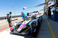 12th January 2020; The Bend Motosport Park, Tailem Bend, South Australia, Australia; Asian Le Mans, 4 Hours of the Bend, Race Day; The number 2 Nielsen Racing LMP3 driven by Tony Wells, Colin Noble changes drivers  during the race - Editorial Use