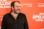 "Spanish actor Karra Elejalde during the presentation of the film ""Ocho Apellidos Catalanes"" in Madrid, November 17, 2015.<br /> (ALTERPHOTOS/BorjaB.Hojas)"