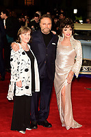 www.acepixs.com<br /> <br /> March 8 2017, London<br /> <br /> (L-R) Pauline Collins, Franco Nero and Dame Joan Collins arriving at the World Premiere of 'The Time Of Their Lives' at the Curzon Mayfair on March 8, 2017 in London<br /> <br /> By Line: Famous/ACE Pictures<br /> <br /> <br /> ACE Pictures Inc<br /> Tel: 6467670430<br /> Email: info@acepixs.com<br /> www.acepixs.com