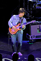LONDON, ENGLAND - JULY 4: Davy Knowles performing with 'Supersonic Blues Machine' at Shepherd's Bush Empire on July 4, 2018 in London, England.<br /> CAP/MAR<br /> &copy;MAR/Capital Pictures