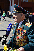 Probe am 07.05.2015 für die Siegesparade zum 70.Jahrestages des Endes des Zweiten Weltkrieges / Rehersal for the parade on the occasion of the 70th year after the end of second Worldwar