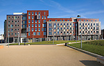 Athena Hall new student accommodation, Wet Dock, Ipswich, Suffolk, England
