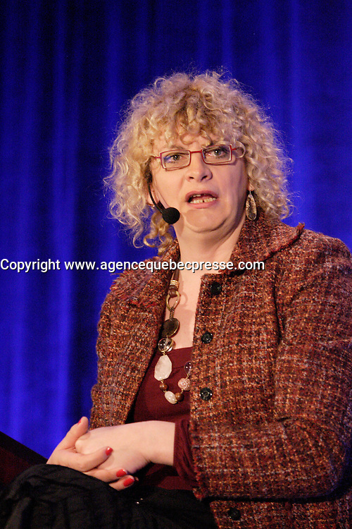 Montreal (Qc) Canada - October 21 2009-geomatics-geomatique 2009 convention: