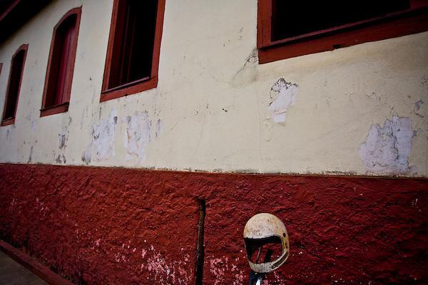 Jeceaba_MG, Brasil...Fachad de uma casa em Jeceaba...A house facade in Jeceaba...Foto: JOAO MARCOS ROSA / NITRO.
