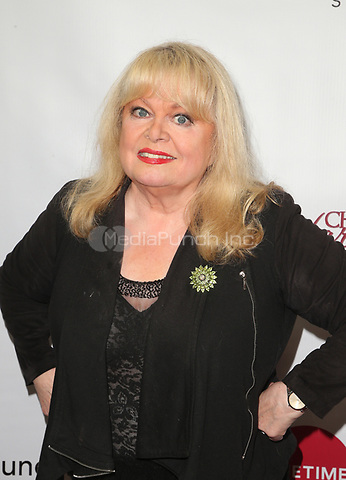 "LOS ANGELES, CA - NOVEMBER 7: Sally Struthers, at Premiere of Lifetime's ""Christmas Harmony"" at Harmony Gold Theatre in Los Angeles, California on November 7, 2018. Credit: Faye Sadou/MediaPunch"