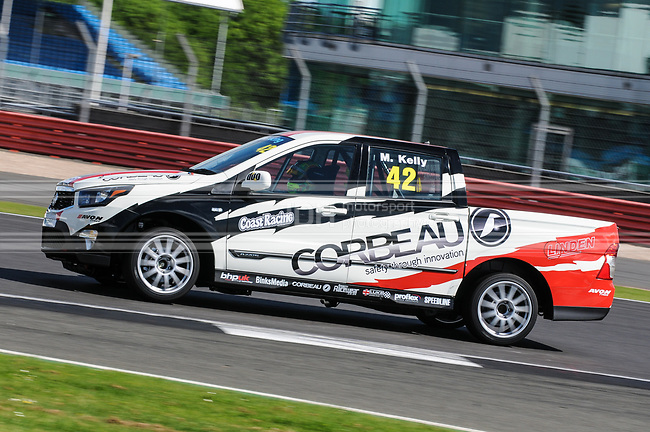 Matt Kelly - SsangYong Racing Challenge
