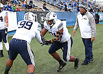 2014 BYU Football vs Middle Tennessee