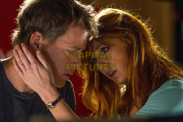 Greg Kinnear and Kelly Reilly <br /> in Heaven Is for Real (2014) <br /> *Filmstill - Editorial Use Only*<br /> CAP/NFS<br /> Image supplied by Capital Pictures