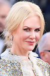 Cannes Film Festival 2017 - Day 5. Nicole Kidman on the Red Carpet  during the 70th edition of the 'Festival International du Film de Cannes' on 21/05/2017 in Cannes, France. The film festival runs from 17 to 28 May. Pictured :