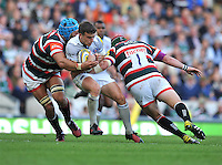 Leicester Tigers v Bath Rugby at Welford Road, Leicester, England on Septemb