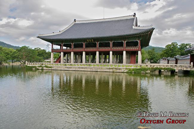 Kyeonghoe-ru, Gyeongbok Palace