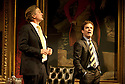 Posh by Laura Wade , directed by Lyndsey Turneron . With Simon Shepherd as Jeremy, Guy Bellingfield as Joshua McGuire.  Opens at The Duke of York's Theatre  23/5/12 .CREDIT Geraint Lewis