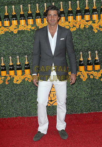 17 October 2015 - Pacific Palisades, California - Nacho Figueras. Sixth-Annual Veuve Clicquot Polo Classic, Los Angeles held at Will Rogers State Historic Park. <br /> CAP/ADM/FS<br /> &copy;FS/ADM/Capital Pictures