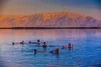 Israel-The Dead Sea & En Gedi, Qumran & Metzoke Dragot