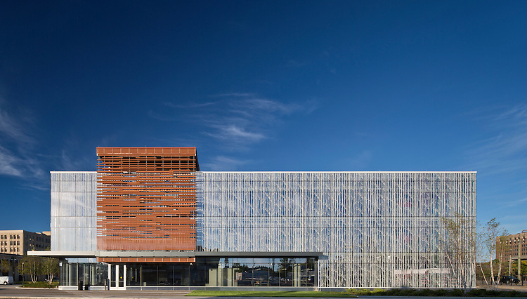 Wayne State University Integrative Biosciences Center   Harley Ellis Devereaux