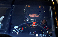 Feb 07, 2009; Daytona Beach, FL, USA; NASCAR Sprint Cup Series driver Jeff Burton during practice for the Daytona 500 at Daytona International Speedway. Mandatory Credit: Mark J. Rebilas-