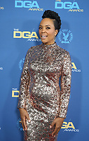 LOS ANGELES, CA - FEBRUARY 2: Aisha Tyler at the 71st Annual DGA Awards at the Hollywood &amp; Highland Center's Ray Dolby Ballroom  in Los Angeles, California on February 2, 2019. <br /> CAP/MPIFS<br /> &copy;MPIFS/Capital Pictures
