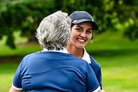 Tara Raj of Manawatu Wanganui. Toro New Zealand Womens Interprovincial Tournament, Waitikiri Golf Club, Christchurch, New Zealand, 4th December 2018. Photo:John Davidson/www.bwmedia.co.nz