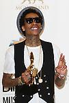 LAS VEGAS, CA - MAY 20: Wiz Khalifa poses in the press room at the 2012 Billboard Music Awards at MGM Grand on May 20, 2012 in Las Vegas, Nevada.