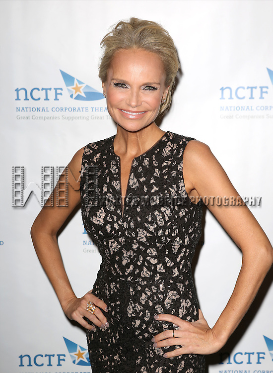 Kristin Chenoweth attends the National Corporate Theatre Fund's 2014 Chairman's Award Gala at the Pierre Hotel on March 31, 2014 in New York City.