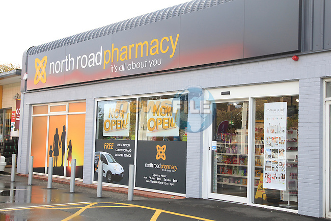 North Road Pharmacy<br /> Picture: www.newsfile.ie