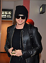 Singer Adam Lambert arrives in Japan