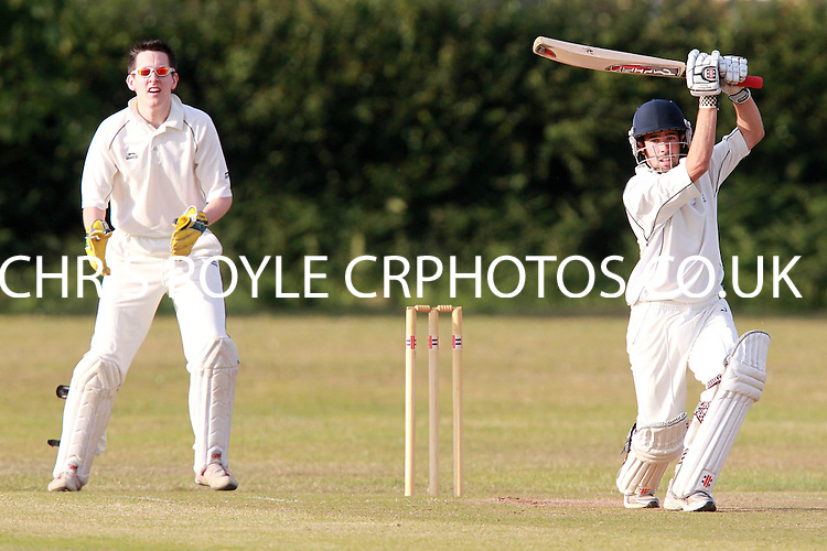 Bournemouth University  Staff BECL - 1st XI against Horizon Honda - 1st XI - 1st June 2011 -  Bournemouth Evening Cricket League