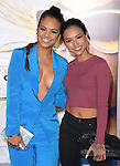 Christina Milian and Karrucche attends Warner Bros. Pictures L.A. Premiere of FOCUS held at The TCL Chinese Theater  in Hollywood, California on February 24,2015                                                                               © 2015 Hollywood Press Agency