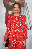 "29 March 2019 - Hollywood, California - Leighton Meester. Warner Bros. Pictures And New Line Cinema's World Premiere Of ""SHAZAM!""  held at TCL Chinese Theatre IMAX. <br /> CAP/ADM/FS<br /> ©FS/ADM/Capital Pictures"